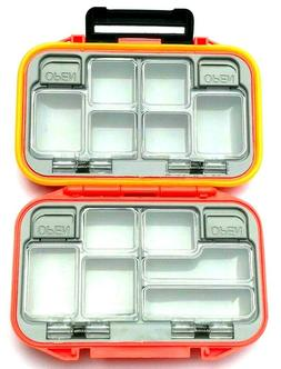 35%OFF Compartments Waterproof Fishing Lure Bait Tackle Stor