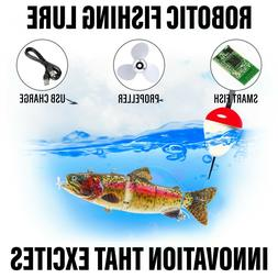 Electric Live bait, Robotic Fishing Lure - Animated Swimming