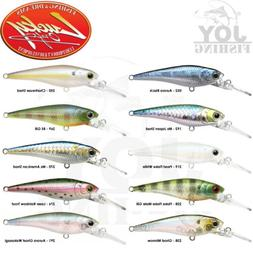 LUCKY CRAFT Bevy Shad 60SP Fishing Lure Select Colors